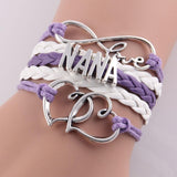 Infinity Love Nana Bracelet - Season Finds