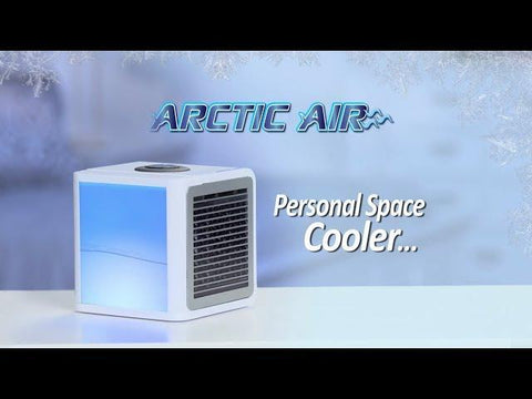 Portable Arctic Air Cooler **60% OFF + Free Shipping Worldwide TODAY ONLY!!!** - Season Finds