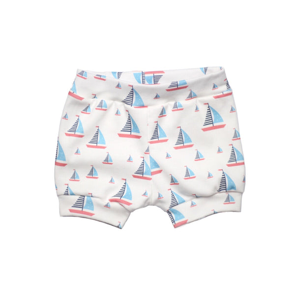Nautical Sailing Shorts & Bloomers