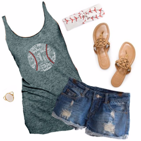 Original Baseball Adult Tank or Tee