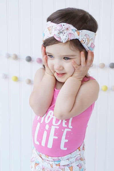 Sweet Treat Ice Cream Headband