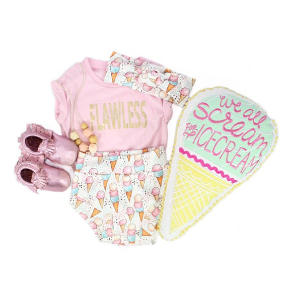 Sweet Treat Ice Cream Bloomers