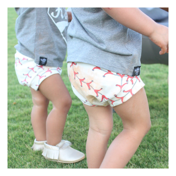 Baseball Stitches Bloomers