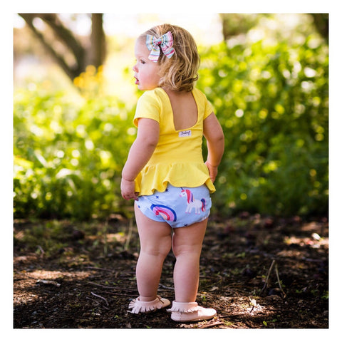 Rainbow Unicorn Bloomers