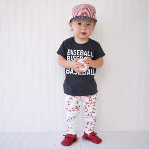 Baseball Stitches Joggers