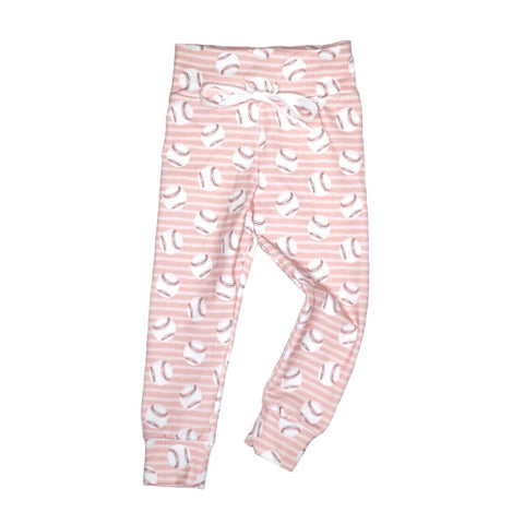 Daddy's Girl Baseball Joggers