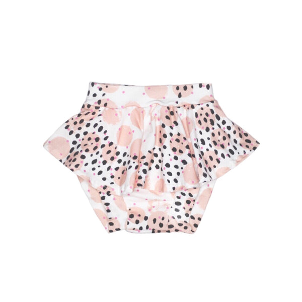 Blushing Dots Skirted Bloomers