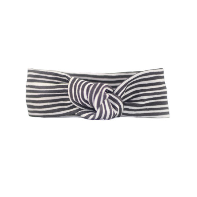 Blurred Lines Monochrome Headband