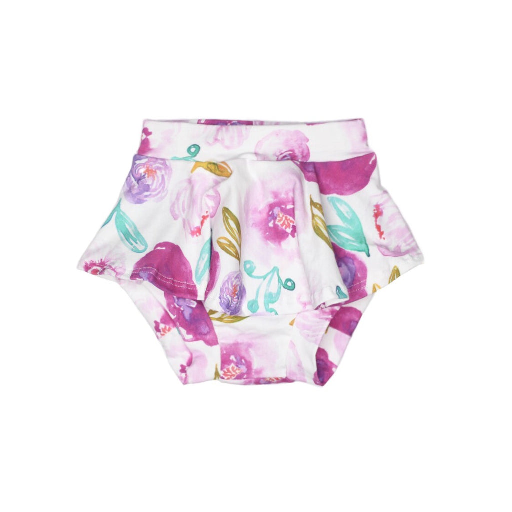 Poppy Blossom Skirted Bloomers