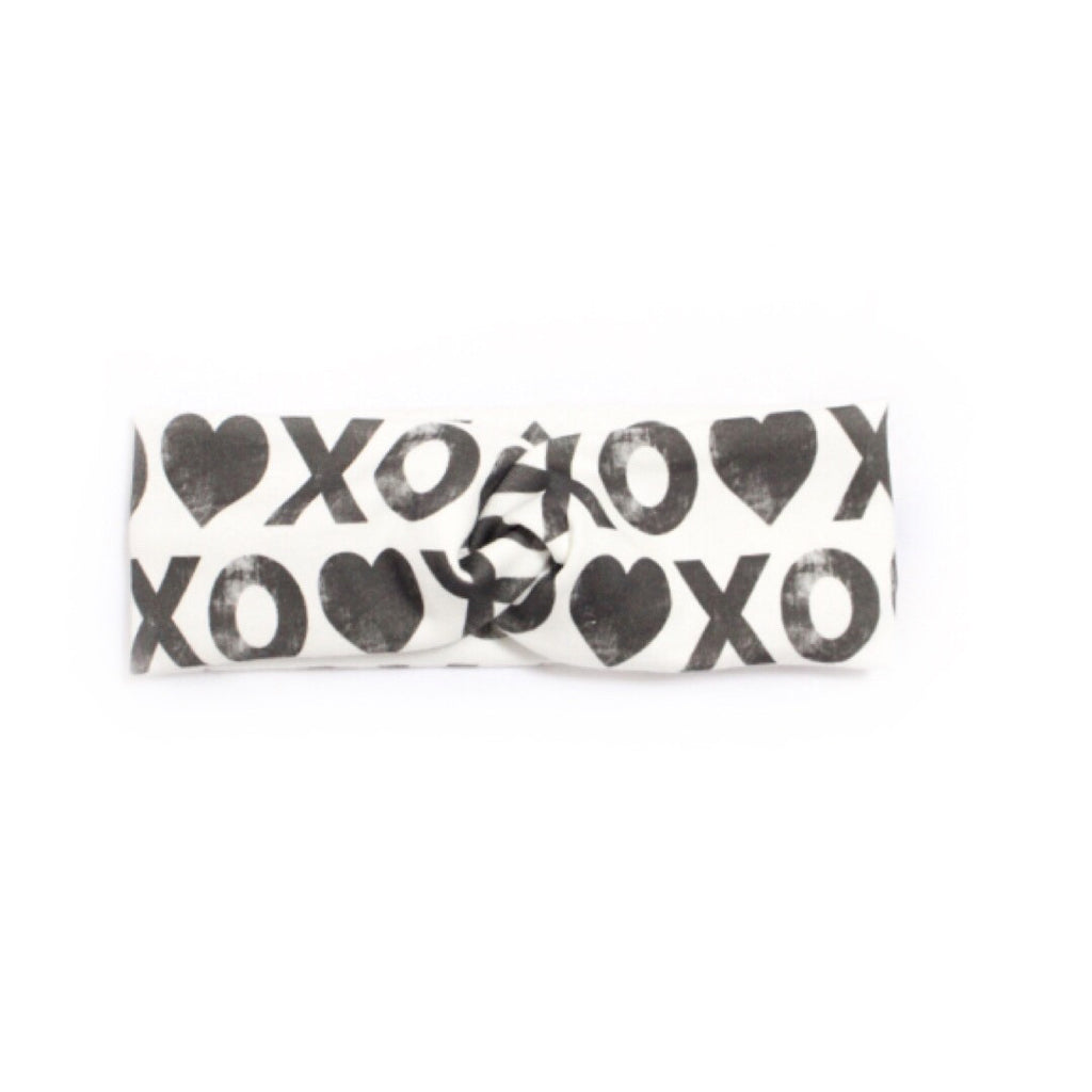 XOXO Monochrome Headband