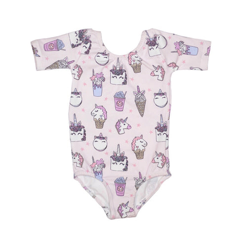 Sweet as Sugar Unicorn Leotard