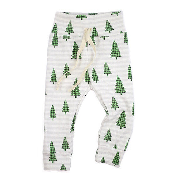 Plaid Woodlands Joggers