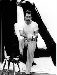 First Post: INSPIRATION: FRANZ KLINE
