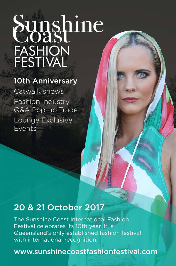 Why Mary presents at Sunshine Coast Fashion Festival - 10th Anniversary