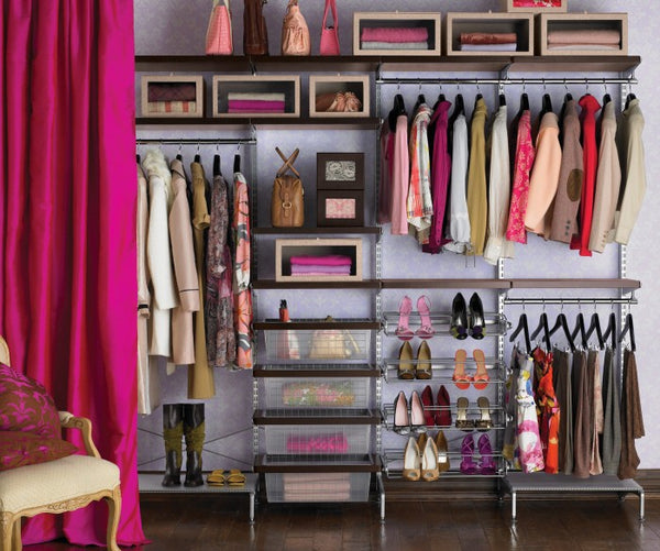 Now's the time: Tips to declutter your wardrobe