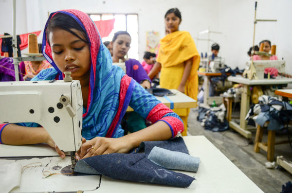 Ethical clothing, sustainable fashion – why the conversation must go on.