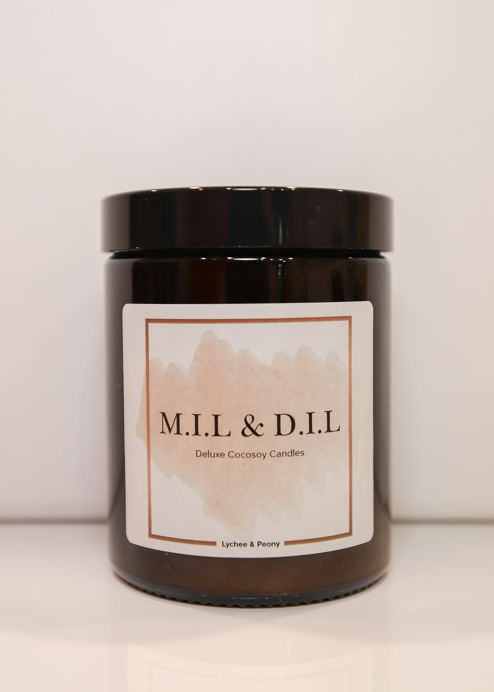 Mil & Dil - Deluxe Cocosoy Candles (Small)