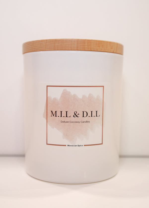 Mil &  Dil Candles