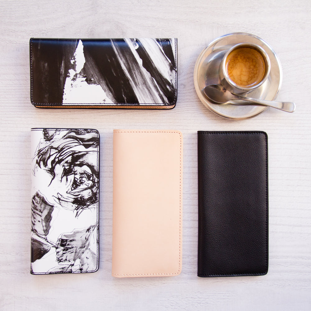 Kesa + Konc Classic Collection Wallet - Fawn
