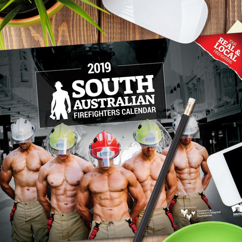 2019 South Australian Firefighters Calendar + FREE SHIPPING