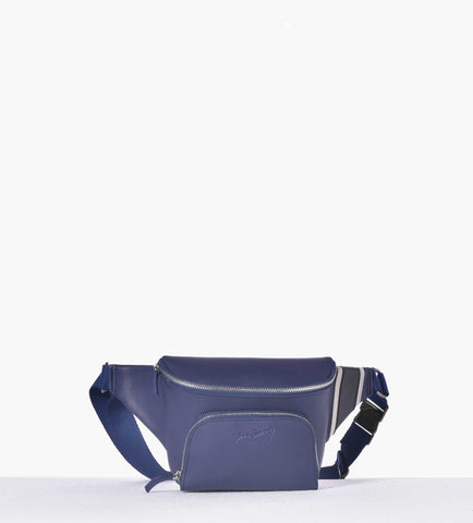 Midnight Galaxy Messenger Bag