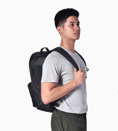 5.1 Black Backpack