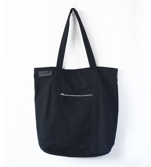 XL Black Tote Bag