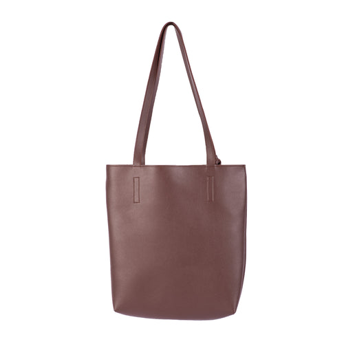 Brown Easy Tote