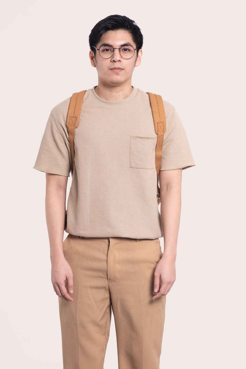 Brown Daily Backpack