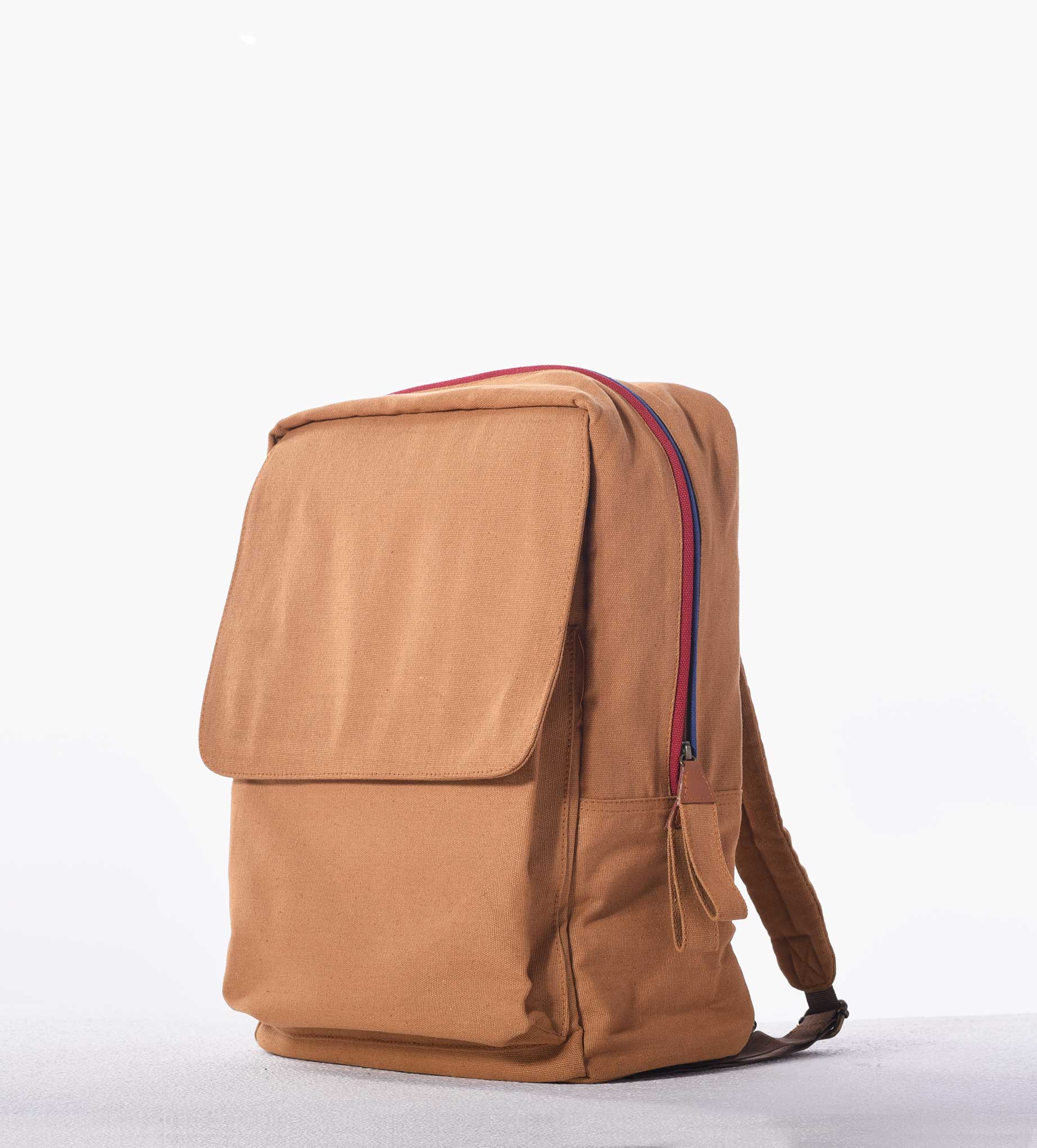 Brown Travel Rucksack