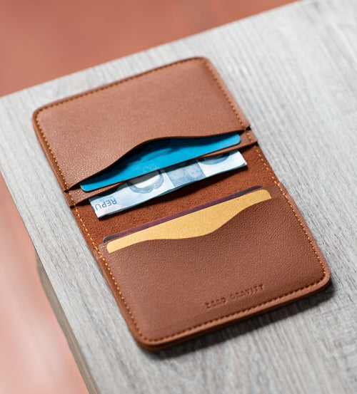 ZG Bifold Card Holder