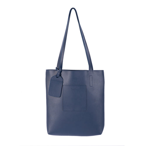 Navy Easy Tote