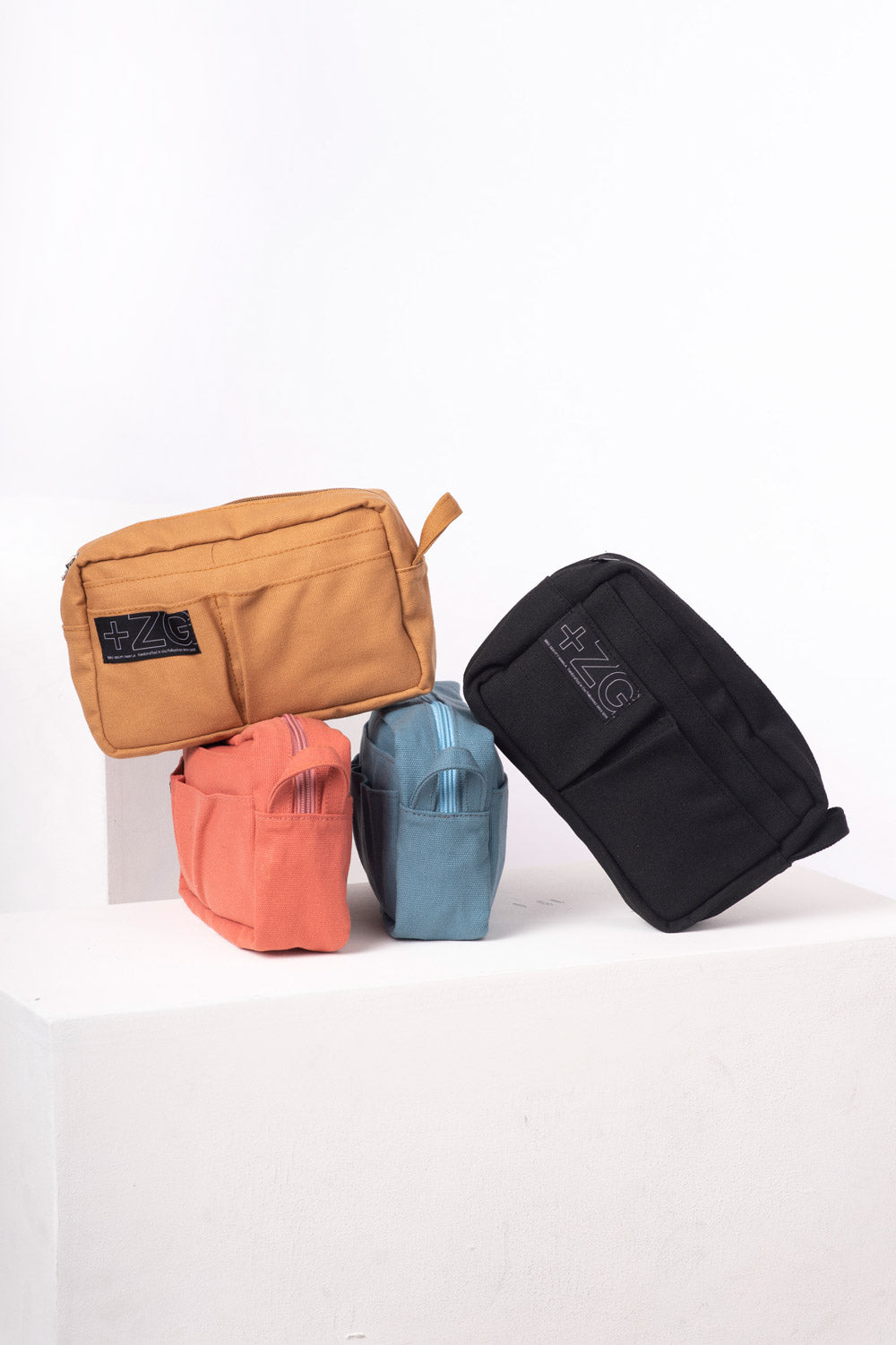 Canvas Travel Pouch