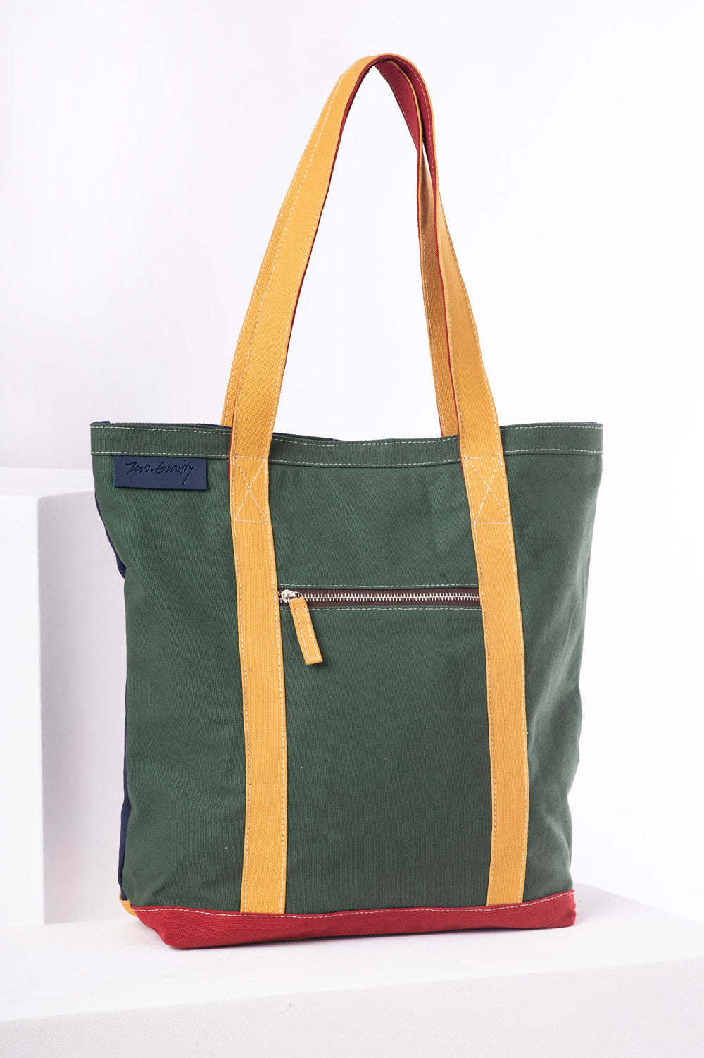 Retro Sunday Tote Bag