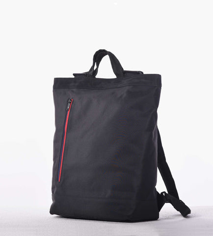 Black Travel Rucksack