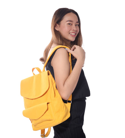 Yellow Daily Tote Bag