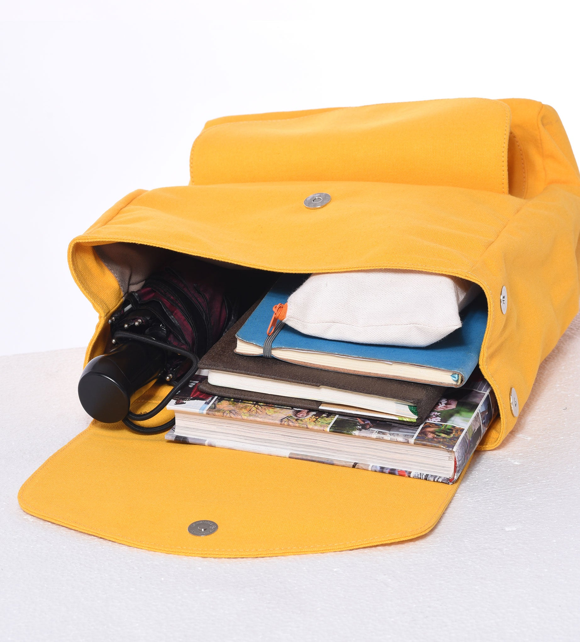 Yellow Daily Knapsack