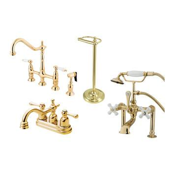 Shop Brass Finish Faucets