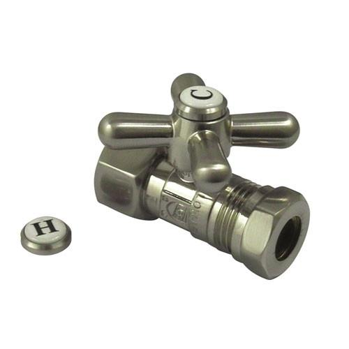 Clawfoot Faucet Supply Stops
