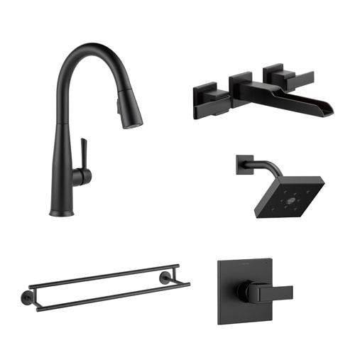 Shop Matte Black Finish Faucets