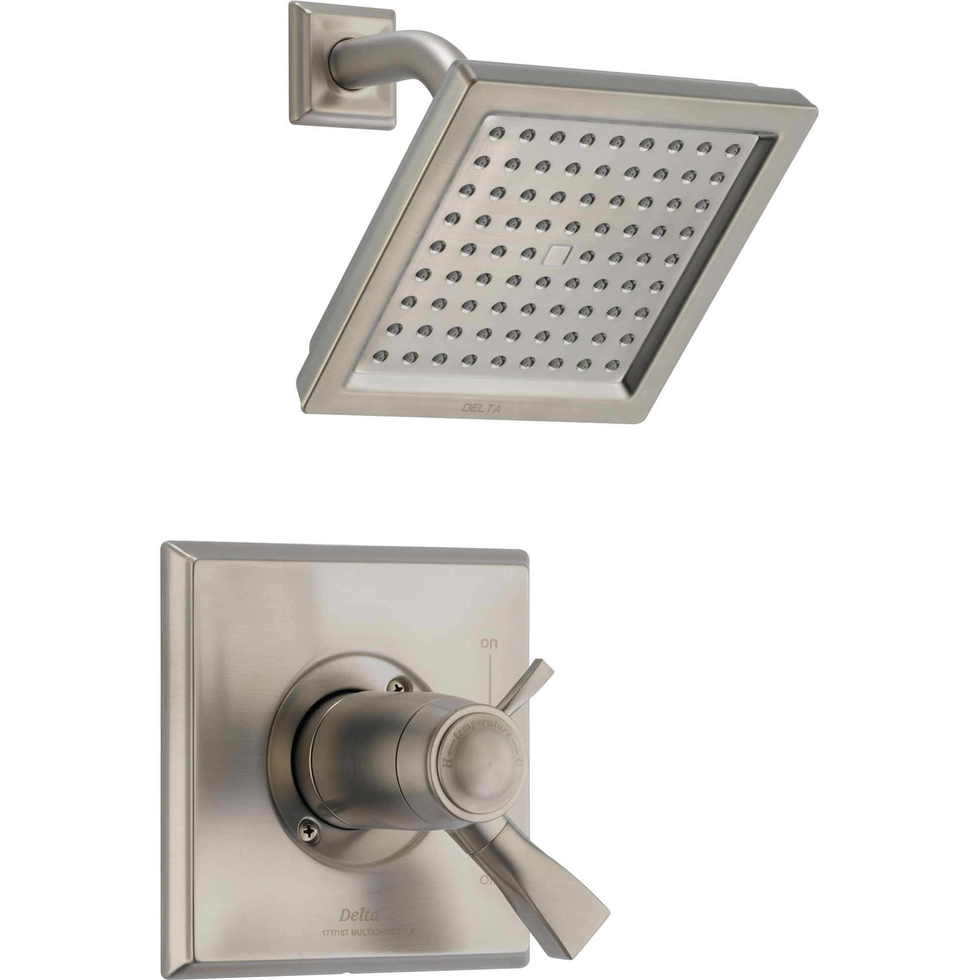 Thermostatic Shower Faucets