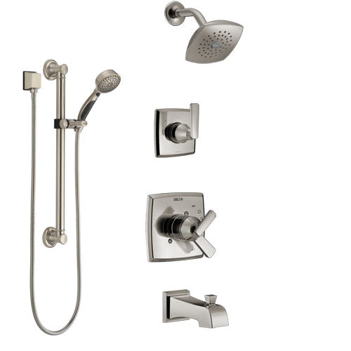 Shower Systems with Tub Spout