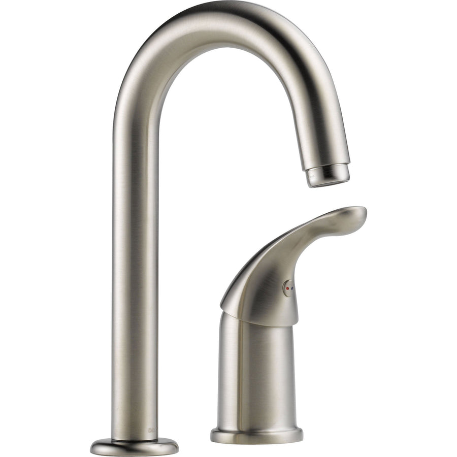 2 Hole Bar Faucets - Get a Modern Double Hole Bar Prep Sink Faucet ...