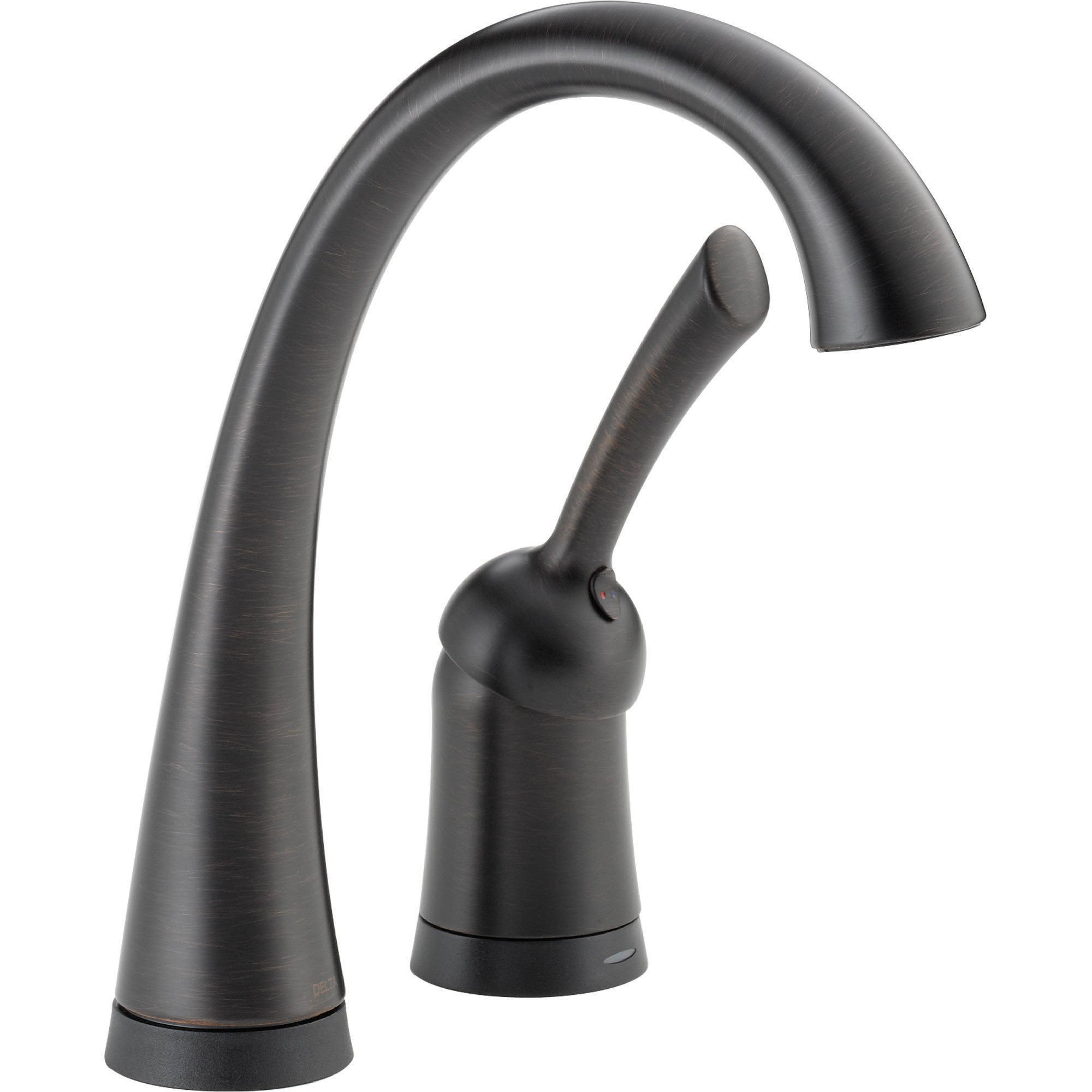 Delta Pilar Modern Electronic Touch2O Venetian Bronze 1 Handle Bar Faucet 542612