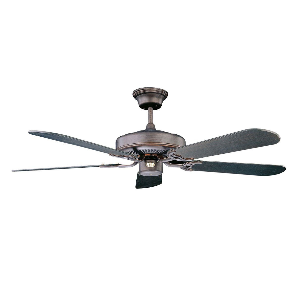 "Concord Fans Decorama Small Modern 42"" Oil Rubbed Bronze Ceiling Fan"