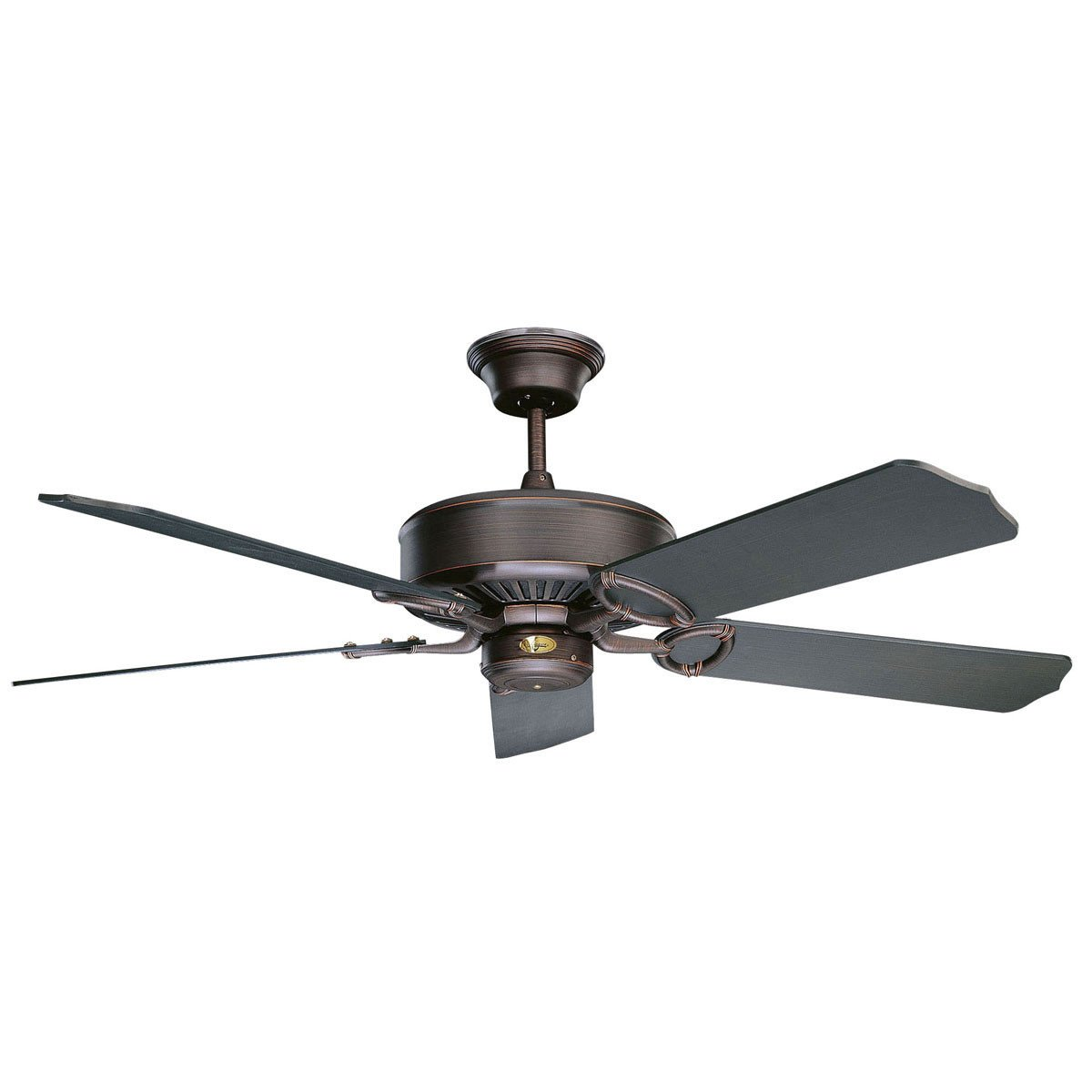 "Concord Fans 60"" Madison Large Oil Rubbed Bronze Modern Ceiling Fan"