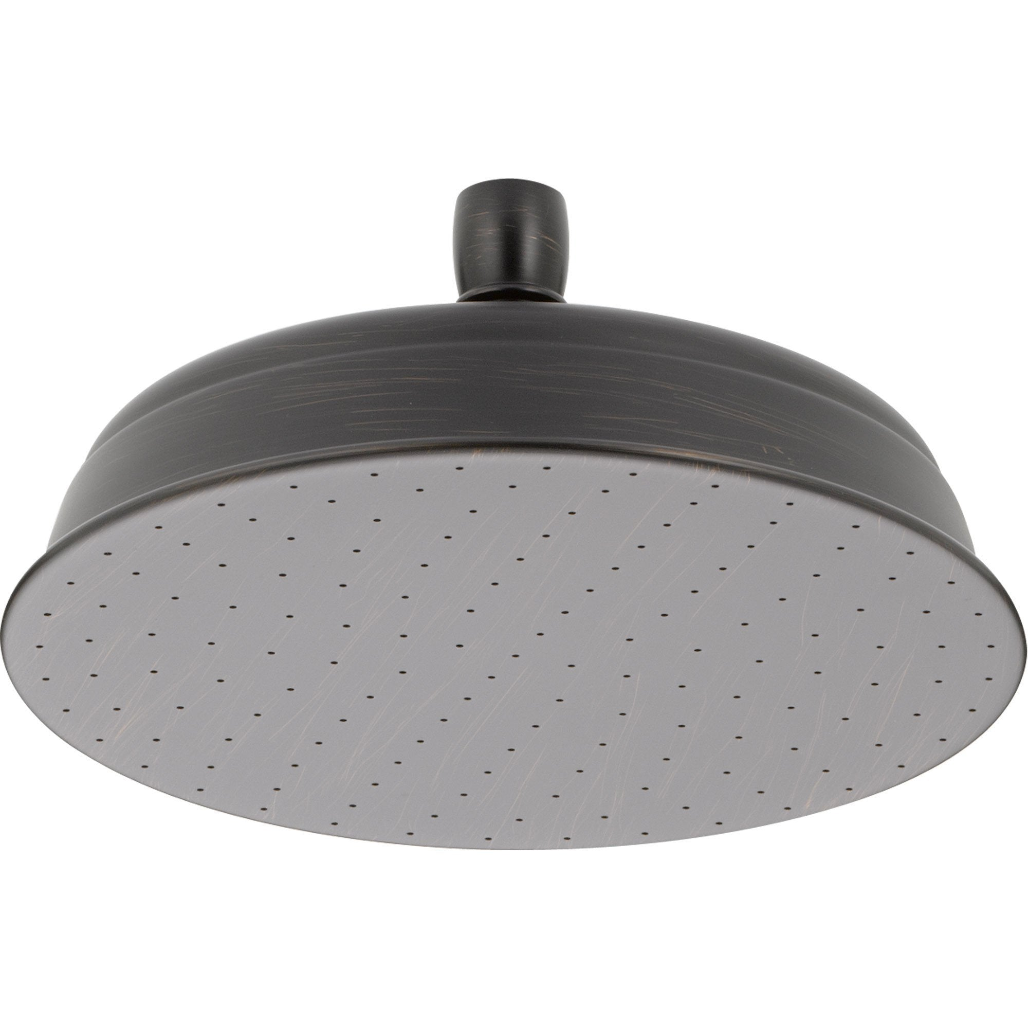 "Delta 1-Spray 2.5 gpm Large 8-1/2"" Raincan Showerhead in Venetian Bronze 561166"