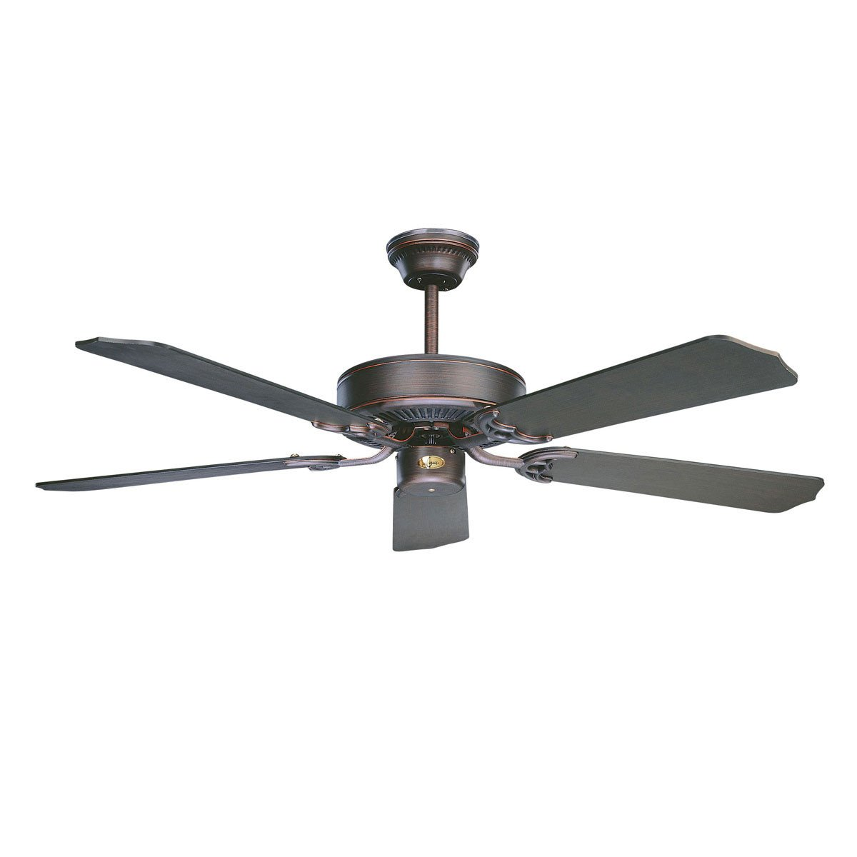 "Concord Fans 52"" California Home Energy Saver Oil Rubbed Bronze Ceiling Fan"
