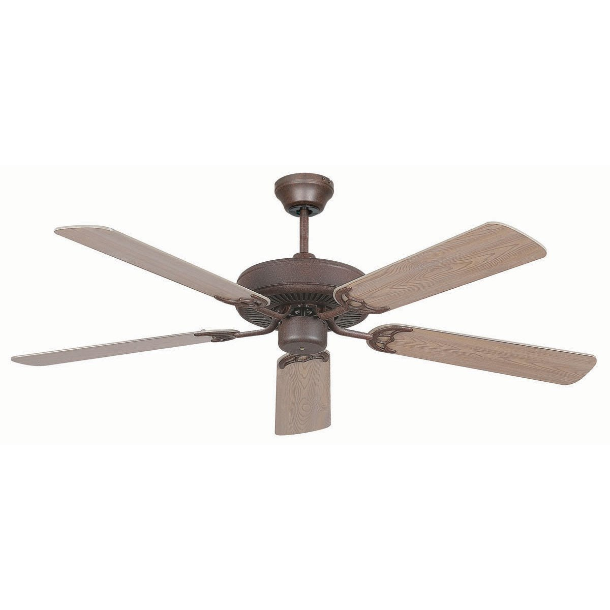 "Concord Fans 52"" California Home Energy Saver Style Rubbed Bronze Ceiling Fan"