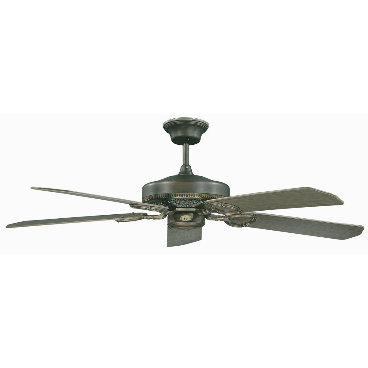 "Concord Fans 52"" French Quarter Traditional Oil Rubbed Bronze Ceiling Fan"